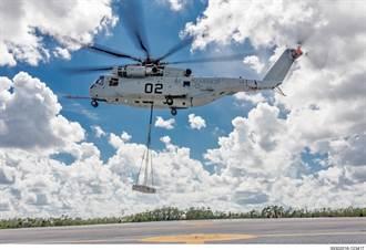 美國同意CH-53K重型直升機量產和部署