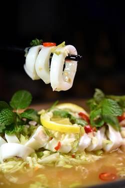 泰國女廚創藝炫技 喜來登SUKHOTHAI有新菜