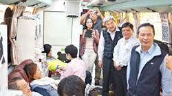 中油石化事業部號召捐血 半天募5萬cc