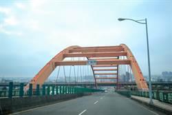 中市4月10日起虹揚橋調撥車道 改善台74線交通