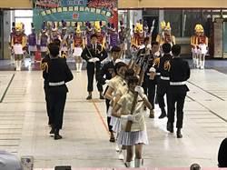 恆商儀隊與軍歌隊雙獲獎 學生立志從軍