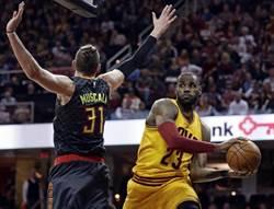 NBA》詹皇犯滿畢業 裁判報告強調沒誤判