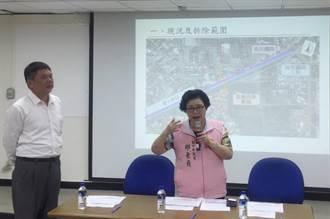中市復興陸橋17日起封閉拆除 鐵工局籲用路人改道