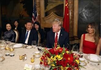 川普把酒談笑中轟炸敘利亞 對中國是「雙刃劍」!