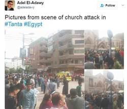 埃及開羅一教堂爆炸 至少15死25餘傷