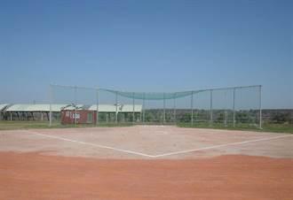 神岡垃圾掩埋場變壘球場 5月底前完工