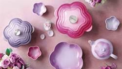 還沒想到母親節要送什麼?夢幻美鍋LE CREUSET 花漾系列5月開花!