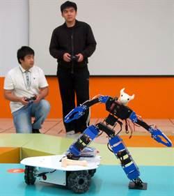 大仁科大資工系獲補助 發展機器人教育