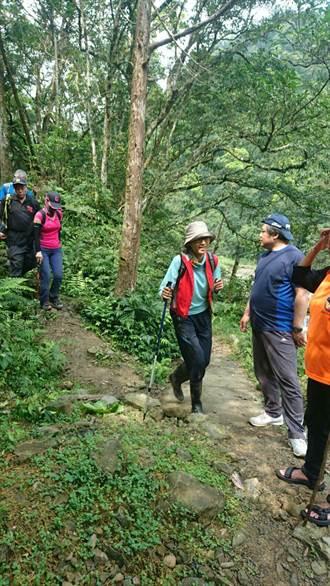 蘇迪勒風災改變地貌 12名登山客迷途烏來紅河谷