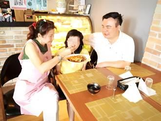 醫師夫妻開義式餐廳有洋蔥 因遲緩女愛吃義大利麵