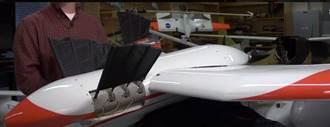 美國研發水空兩用無人機