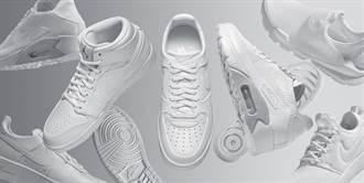 最狂Nike沒有極限!四月連續7發純白鞋款,締造球鞋界的傳奇時刻