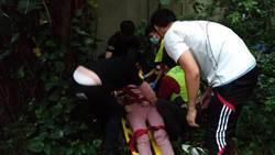 疑升學壓力大 高三女生5樓墜落腰椎骨折