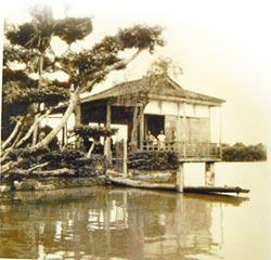 北社尾湖百年水樓 將覓地重現