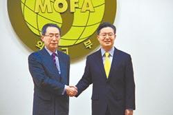 討論薩德與朝核 陸代表訪韓