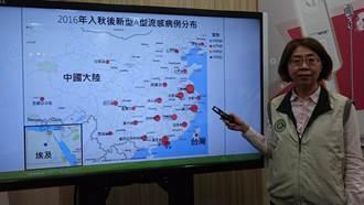 西藏淪陷了!發現H7N9流感第1例