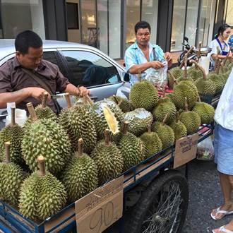 馬媒驚呼:大馬榴槤被中國遊客吃到快買不起了!
