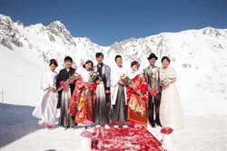 觀旅局徵選新人赴日參加雪地婚禮
