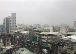 對流胞影響  台南出現今年最大雨勢