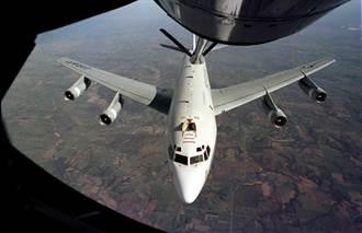 嚴防北韓 美不死鳳凰核偵察機部署日