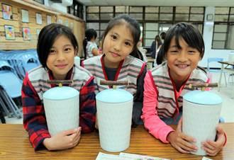 鶯歌陶博館醃脆梅活動 首度開進烏來中小學