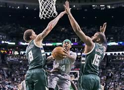 NBA》三巨頭輪休 騎士拱手把東區第1讓給綠衫軍