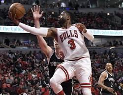 NBA》老八傳奇 公牛晉級機率78%