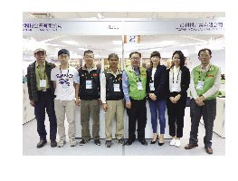 台利村 參加台北工具機展大豐收