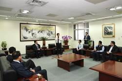 山東棗莊市經貿團參訪南投 副縣長歡迎交流