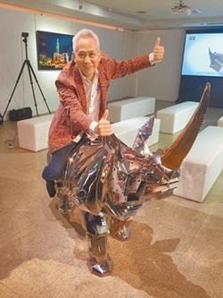 《金鋼犀牛》前進威尼斯 施力仁趕工