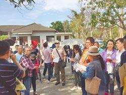 眷村以住代護 上千人想參加