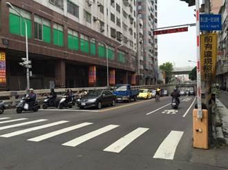 台中市東山路地下道 15日24時起封閉6個月