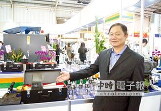 麗勳創新研發 邁向生產力4.0