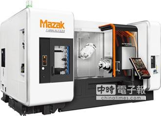 MAZAK五軸加工機 性價比高