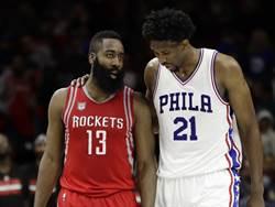 NBA》誰是最糗數據王?恩比德當之無愧