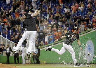MLB》差點又延長 馬林魚再見安氣走大都會