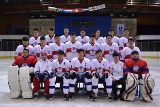 中華隊拿下冰球世錦賽首勝 許孟哲高唱國歌