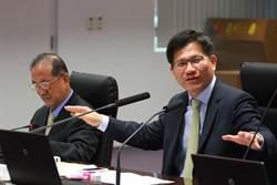 爭取軌道建設經費 林佳龍明出席前瞻基礎建設公聽會