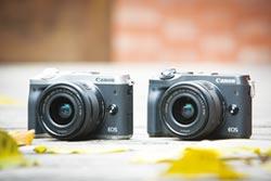 Canon迷你單眼EOS M6 掀輕巧文青風