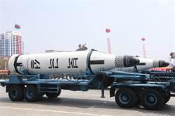 太陽節大閱兵 北韓上演飛彈秀