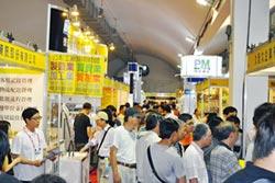 台南機械展爆人潮 停車場10分鐘客滿