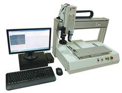 點膠科技 推自動視覺點膠機