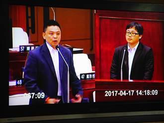 柯P缺席前瞻計畫公聽會 市府發言人挨綠議員罵
