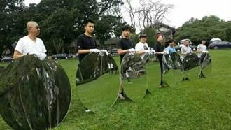 華人藝術家張羽到東海大學擔任駐校藝術家