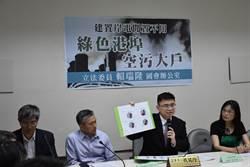 高雄港建置1.79億岸電閒置 賴瑞隆要求究責