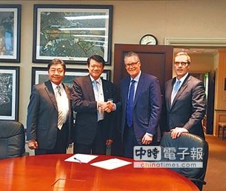 共用班號航線達34個航段 華航達美簽署深化合作協議