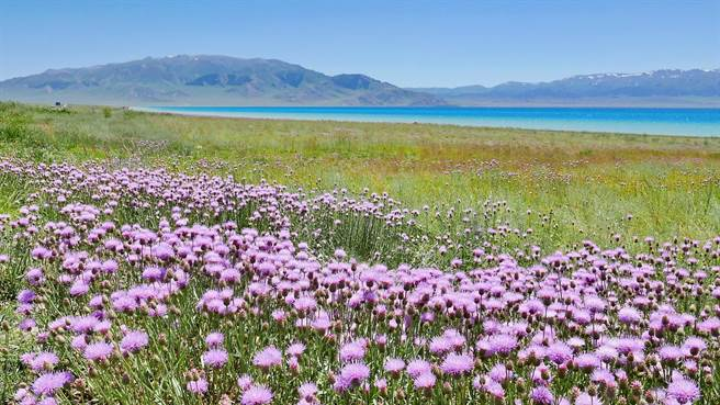 北疆壯麗山水美景,深受攝影家喜愛。(鵬程旅行社提供)