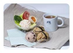 統一時代百貨「早餐一條街」 新添大戶屋鰻魚飯糰