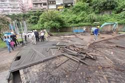 暖暖親水公園破損嚴重 林右昌:暑假前完工