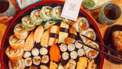 可愛壽司全都現做「福島壽司研究室」愛吃壽司的人照過來